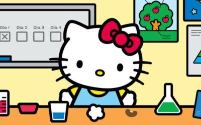 4 coisas que as crianças podem aprender com a Hello Kitty