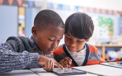 A importância da tecnologia no aprendizado infantil