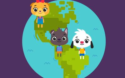 Kantalá: Série original PlayKids ensina idiomas para crianças