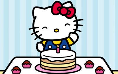Temporada especial comemora os 45 anos de Hello Kitty