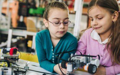 A hora e a vez das meninas na tecnologia