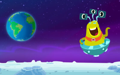 Venuso na Terra: desenho estimula a curiosidade das crianças