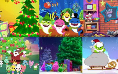 10 desenhos de Natal para assistir com as crianças
