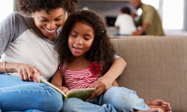 Como montar um clube do livro com seu filho