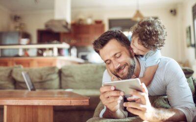 Cuidados na internet: o que você posta sobre seu filho?