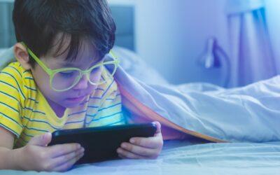 O excesso de tecnologia na infância: qual é o limite?