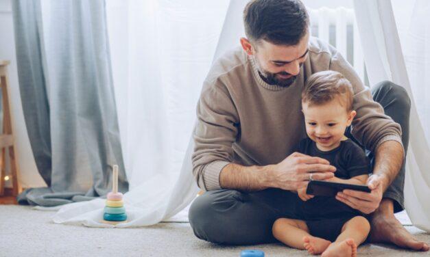 O papel da tecnologia na primeira infância