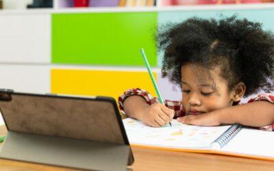 A influência da tecnologia no desenvolvimento infantil
