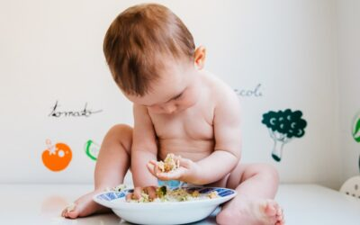 Baby-Led Weaning: Desmame guiado pelo bebê