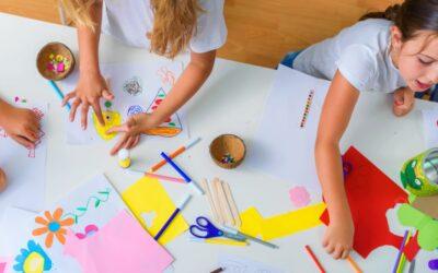 Atividades criativas para a educação infantil