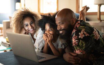 Filhos, internet e segurança: sim, é possível!