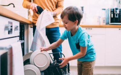 Como ensinar responsabilidade para crianças?
