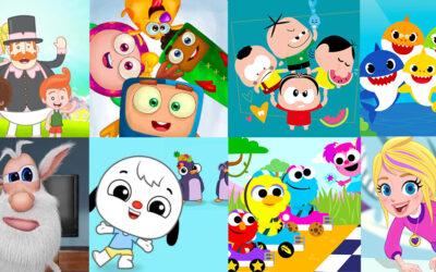 Os 15 melhores desenhos infantis de 2020