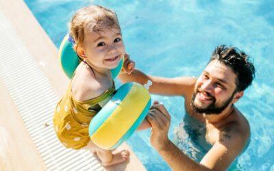 Cuidados com as crianças no verão