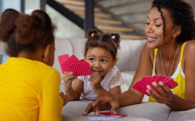 Jogos para enriquecer o vocabulário das crianças
