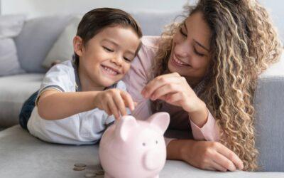 Como ensinar educação financeira para crianças?