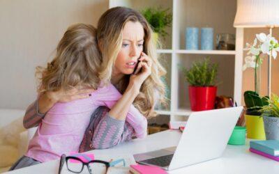 Mães, como preservar a saúde mental?