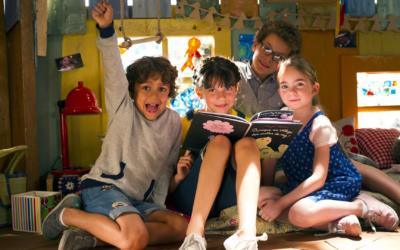 TreeHouse Stories: a importância da contação de história para crianças
