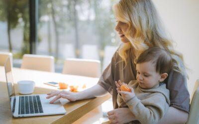 Home Office e crianças: como lidar?