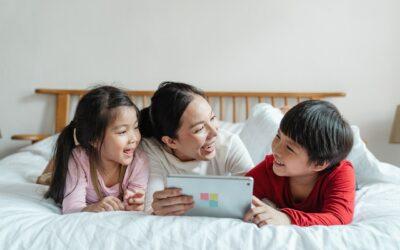 5 vantagens da tecnologia na infância