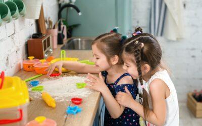 10 brincadeiras para fazer em casa com as crianças