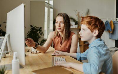 Como explicar a internet para uma criança?