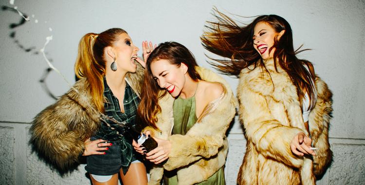 Girls' Night Out playist
