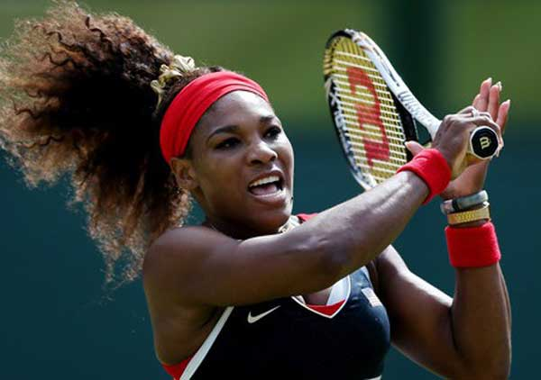 youth sports girls role models serena