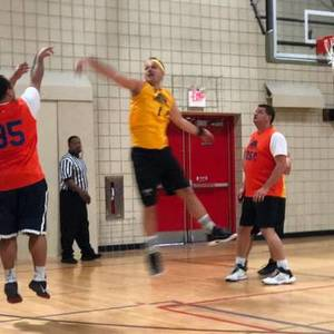 MEN 21+ Basketball League