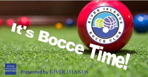 River Islands Bocce Club Sign-up