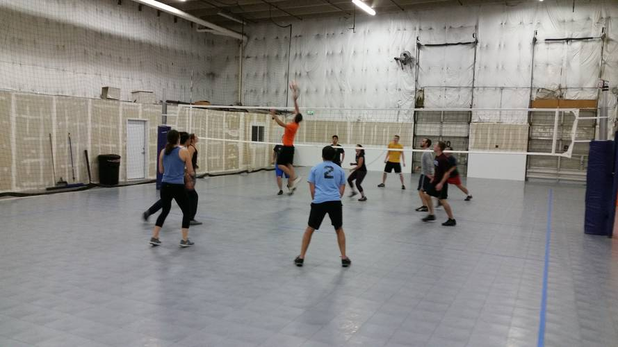 Session 5 '18 - Denver Tuesday Advanced Volleyball Coed 6's