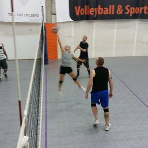 Session 5 '18 - Denver Tuesday Intermediate Volleyball Coed 6's