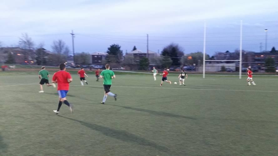 Session 5 '18 - Glendale Sunday Night Soccer Mens Intermediate 7v7