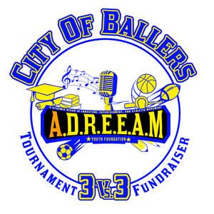 City Of Baller 3 vs. 3 Basketball Tournament Fundraiser