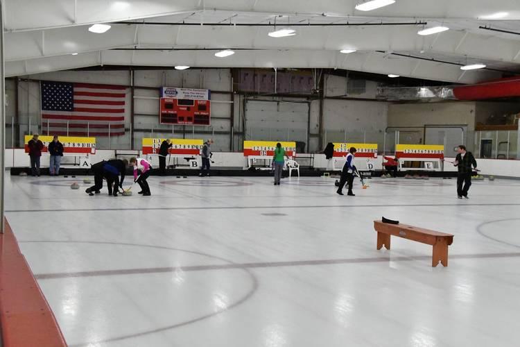 Curling League