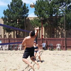 9/22 - Sand Tournament - Coed Rotating Pairs