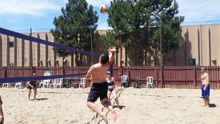 9/22 - Sand Tournament - Coed Rotating Pairs