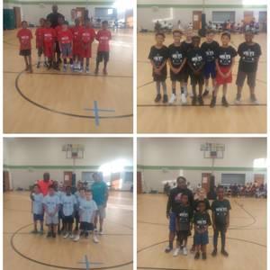 5th Grade U Basketball League