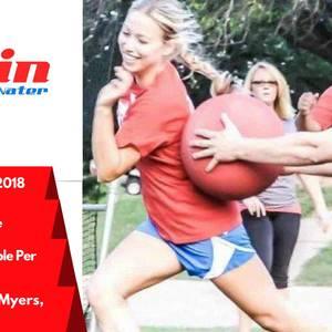 Kickin' For Clean Water Charity Kickball Tournament