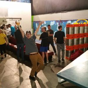 9-13 September Social - Brews and Dodgeball
