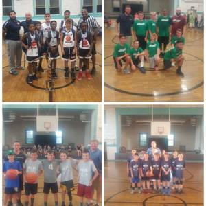 7th Grade Basketball League
