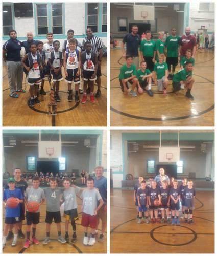 7th Grade Basketball League