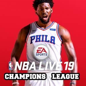 NBA LIVE 19: CHAMPIONS LEAGUE REGISTRATION
