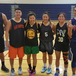 Sunday Night Coed Fall Basketball League