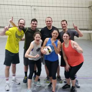 Session 6 '18 - Denver Tuesday Recreational Volleyball Coed 6's