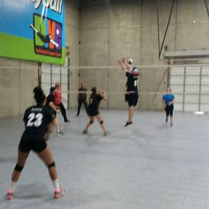 Session 6 '18 - Denver Tuesday Intermediate Volleyball Coed 6's