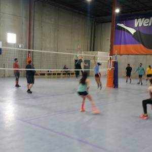 Session 6 '18 - Denver Wednesday Interm./Advanced Volleyball Coed 4's