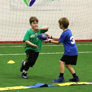 Indoor Flag Football Training/Games