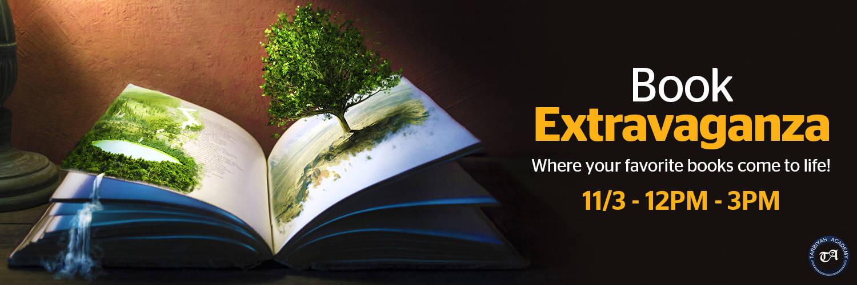 Book Extravaganza