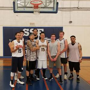 Monday Night Men's Basketball REC League